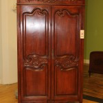 French style armoire $1,400 from $2,800