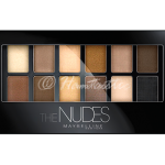 The Nudes palette by Maybelline
